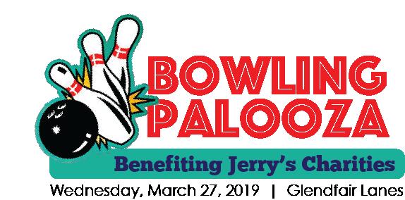 Bowling Palooza Logo